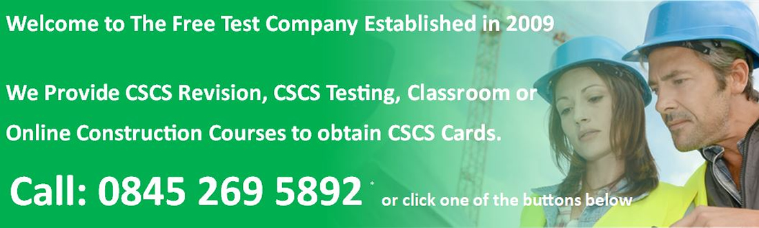 CSCS Card? Why pay when it's free? We do all the work to get you on site!